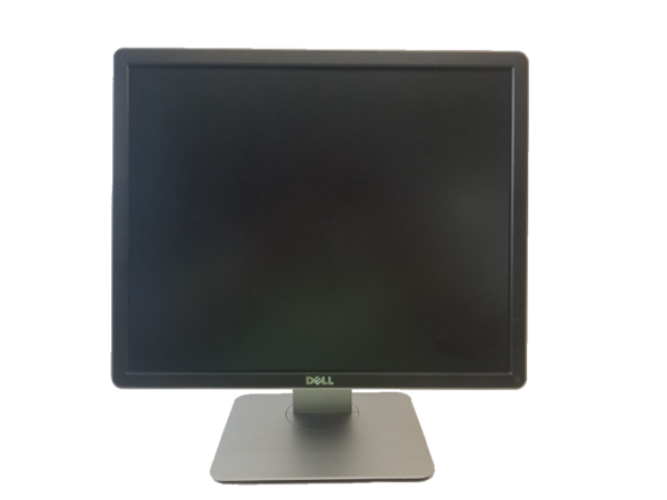 This photo shows a 19 LCD