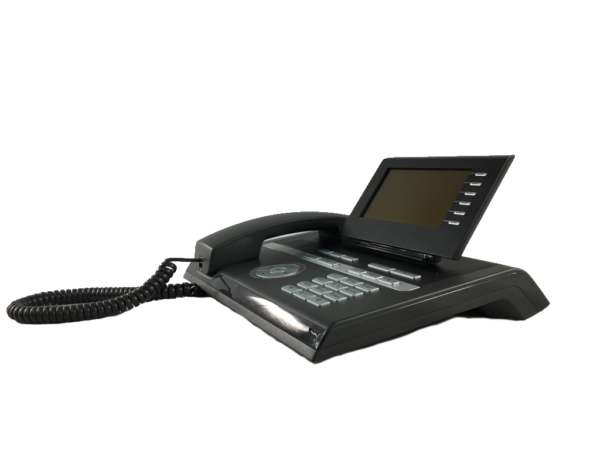 This photo shows a Siemens Phone