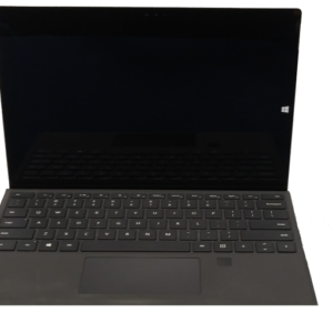 This photo shows the front of a Surface Pro 3