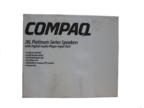Compaq/JBL Platinum Series Speakers