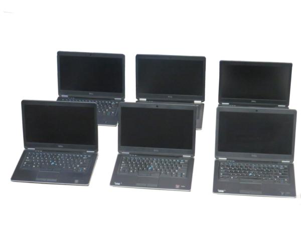 Lot Of 6 Dell E7440 Laptops