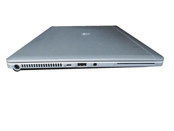 HP Folio 9480M Left Side